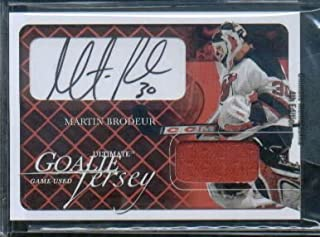 Best martin brodeur autograph card Reviews