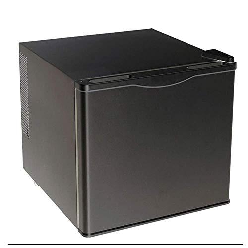 DLYDSS Autokühlschrank, Tragbare Gefriertruhe, Elektrische Kühlbox, Kapazität 17 L, For Studentenwohnheime Zu Hause, Stille Geräuschreduzierung - Weiß/Schwarz (Color : White)