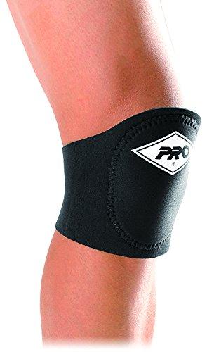 PRO Supporter(プロサポーター) 野球 膝用 サポーター プロ174 ベースボールターフパッド 31741 ブラック S