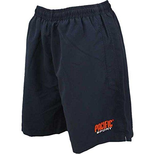 Pacific Team - Pantalón Corto de Deporte, Color Azul Marino, tamaño XX-Large