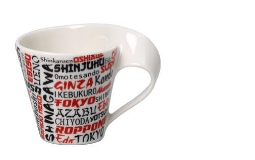 Villeroy & Boch 0,08 Liter New Wave Cities of The World New York Espresso Tasse Tokio