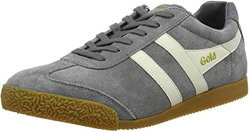 Gola Herren Harrier Sneaker, Grau (Ash/Ecru Lg), 40 EU