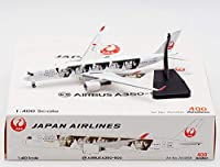 Aviation 1:400 JAL JAPAN AIRLINES AIRBUS A350-900 JA04XJ Diecast Aircarft Model
