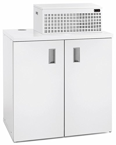 Fasskühler, 1060x730x1060mm, 2x50 L / 2x30 L Fässer, ver-