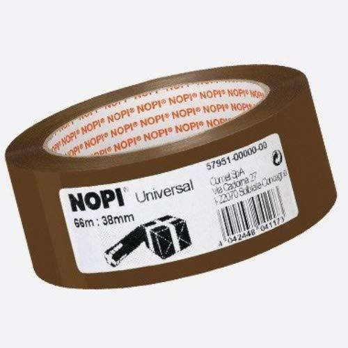 Nopi Universal Packband, braun, 66m:38mm