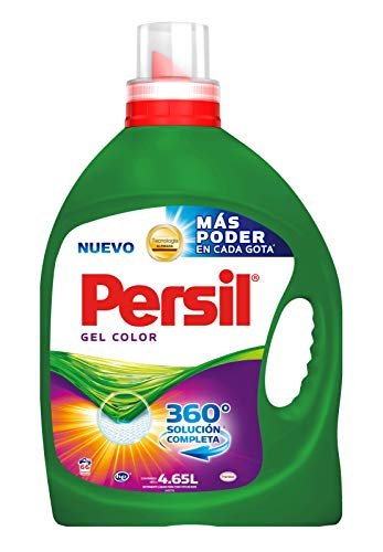 Persil GEL COLOR, 4.65L (66 cargas)