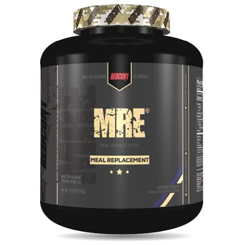 Redcon1 MRE (7.15 lbs, Blueberry Cobbler)