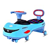 Baybee KWID Swing Cars for Kids-Strongest & Smoothest Twister-Magic Car Ride ons for Kids with PU...