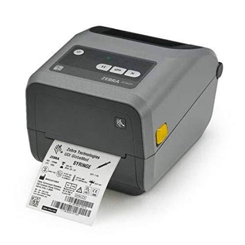 Zebra ZD420 Thermal transfer 203 x 203DPI label printer - Label Printers (Thermal transfer, 203 x 203 DPI, 102 mm/sec, 10.4 cm, EPL2,XML,ZPL II, 256 MB)