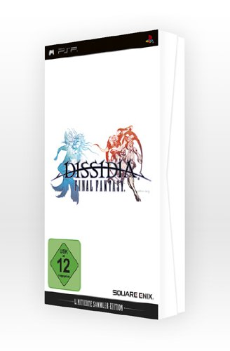 Dissidia: Final Fantasy - Collector's Edition