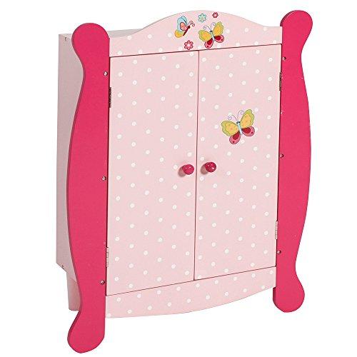 Bayer Chic 2000 519 90 Puppenschrank, pink