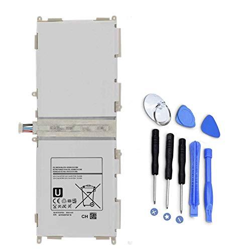 "EB-BT530FBE EB-BT530FBC EB-BT530FBU Reemplazo de batería de Tableta para Galaxy Tab 4 10.1""SM-T530 (WiFi) T530NU T531 (3G WiFi) T535 (3G 4G LTE WiFi) T537 T537A T537V T532 T533(3.8V 6800mAh 25.84Wh)"