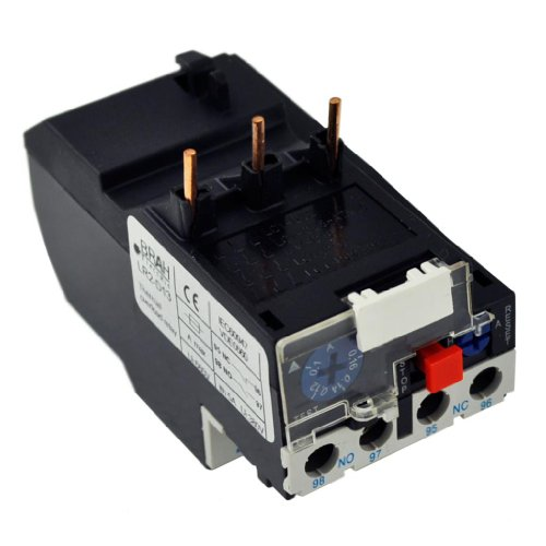 Direct Replacement for Telemecanique LR2D1312 Solid State Overload Relays with 2 Year Warranty