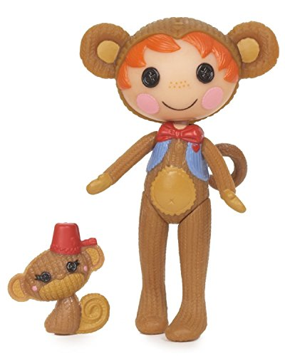 Mini Lalaloopsy Silly Fun House Doll - Ace Fender Bender