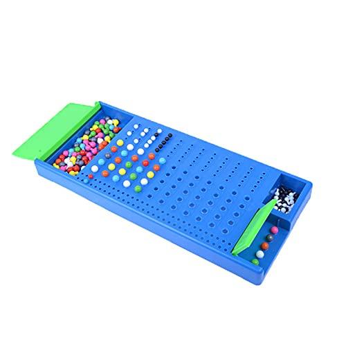 LHZMD Mastermind Juego De Mesa Infantil,Juegos De Tablero,Juegos De Estrategia,Juegos Educativos,Navideñas Regalo para Niños