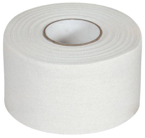 McDavid Zinc Oxide Six Pack 10-Yard Rolls Athletic Tape, White
