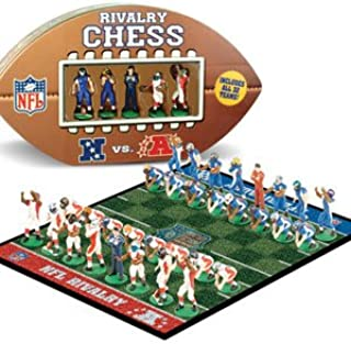 WhateverSports NFL Rivalry Chess NFC Versus AFC (TIN)