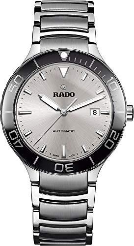 Rado Centrix XL automatisch herenhorloge staal ref. R30002113