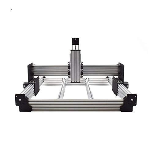 WorkBee CNC Kit mécanique OX CNC Kit de mise à niveau Version DIY CNC machine à graver CNC Fraiseuse Carving, Machine Size:1500 * 1000MM/Engraving Size:800 * 1270MM, 1