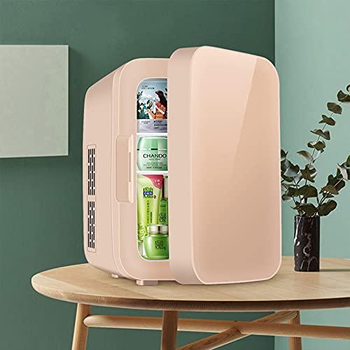 Mini Refrigerador De Belleza De Maquillaje De 10 L, Maquillaje Profesional, Cuidado De La Piel, Refrigerador De Belleza, Gabinete De Enfriamiento De Belleza, Refrigerador Portátil De Bajo Ruido