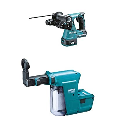 Makita - Lithium-Ion Brushless Cordless 1-Inch Rotary Hammer Accepts SDS-PLUS Bits