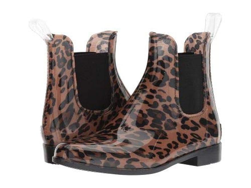 ブロックビジョン優先権LifeStride(ライフストライド) レディース 女性用 シューズ 靴 ブーツ レインブーツ Puddle - Leopard [並行輸入品]