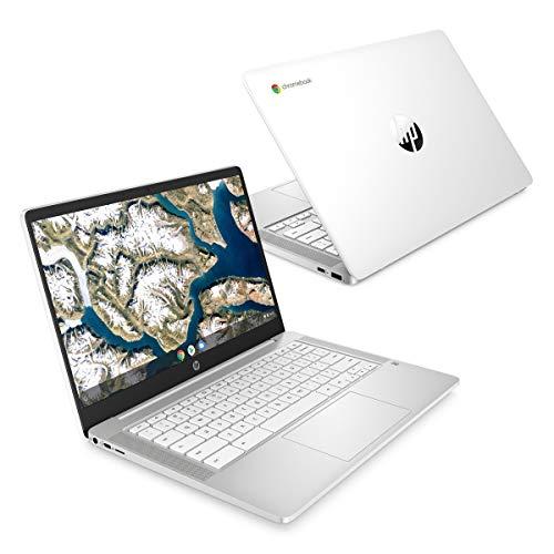 Google Chromebook HP ノートパソコン 14.0型 フルHD IPSタッチディスプレイ 日本語キーボード 14a セラミ...