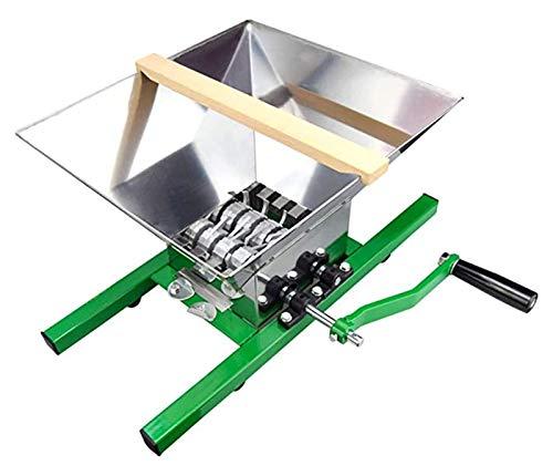 Brushes 7L Fruta y trituradora Vegetal Manzana Manzana de Acero Inoxidable Mastery Equipos de trituración