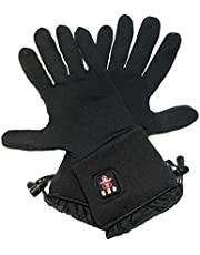 Thermrup Verwarmbare onderhandschoenen, 4 warmtestanden met touchscreen.