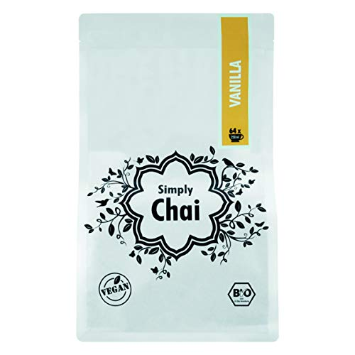 Simply Chai Bio Vanille, 1000g, 1er Pack