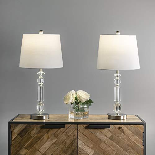 lámpara mesa cristal fabricante nuLOOM Home