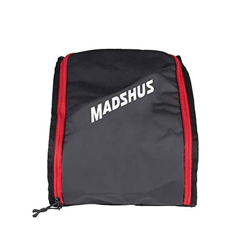 Madshus Unisex - Bolsa para Botas de esquí de Fondo de Adulto, Color: negro-18D4504.1.1.1SIZ, Color Negro