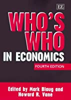 Who's Who in Economics