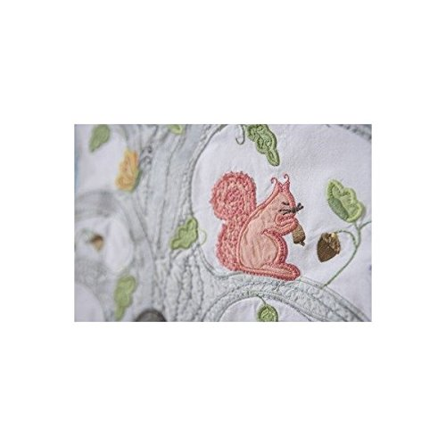 Buy The Wishing Tree Crib Coverlet by The Little Acorn