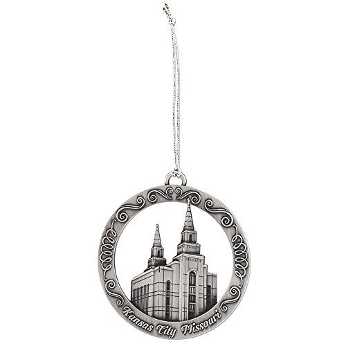 Ringmasters Kansas City Temple Ornament