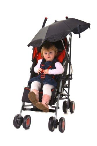 Red Kite Stroller Parasol (Black)