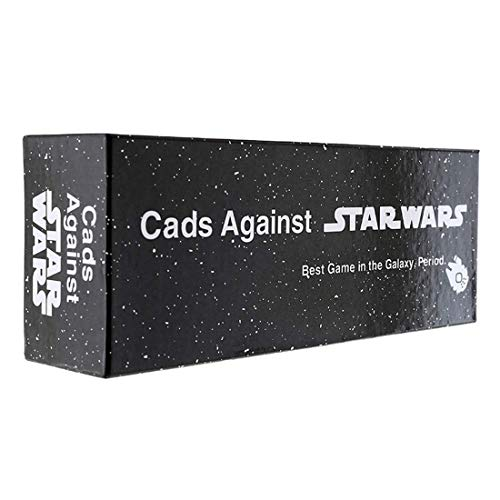 CADS Games Against Star Wars The Greatest Game in The Galaxy Period (Black Box)