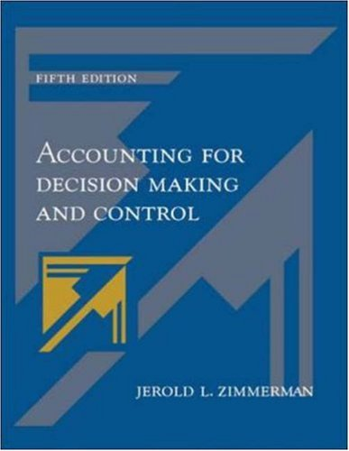 13 best managerial accounting zimmerman for 2020