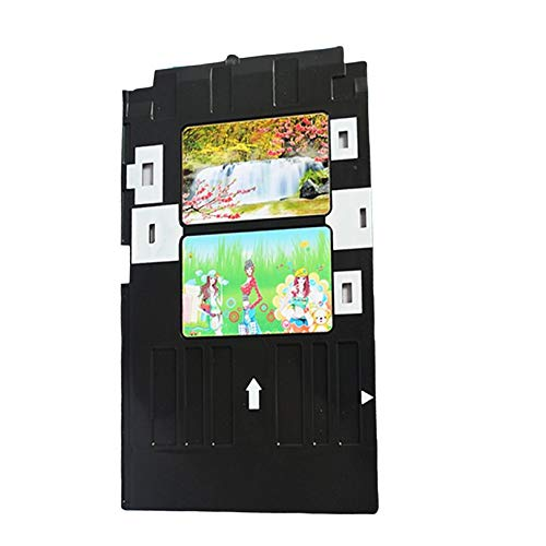 App PVC ID Card Tray Plastic card Printing Tray for Epson Type A Printer Plate
