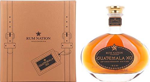 Rum Nation Guatemala XO 20th Anniversary Edition Rum (1 x 0.7 l )