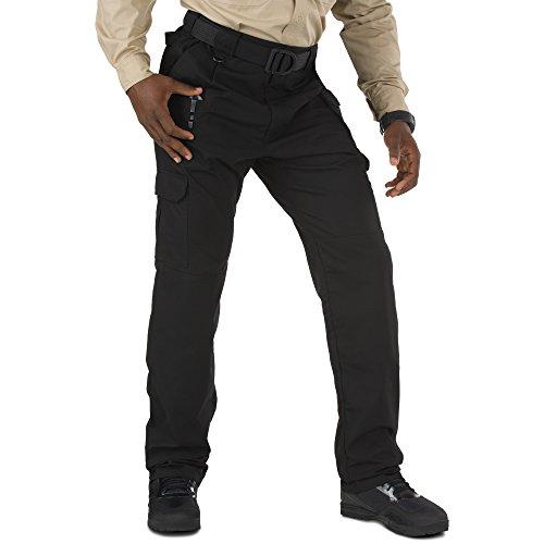 5.11 Men's Taclite Pro Tactical Pants, Style 74273, Black, 38Wx34L