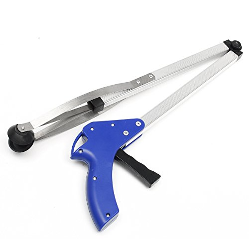 MJJEsports opvouwbare pick-up bereiken klauw lange arm Gripper helpen hand gereedschap