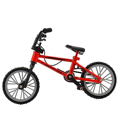 Dorime Barretta Gioca Lega Giocattolo BMX Funzionale KidsFinger Bike Mini Finger Bici BMX