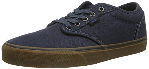Vans Vans ATWOOD, Herren Sneakers, Blau ((12 oz Canvas) D8F), 40.5 EU