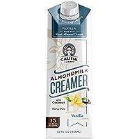 6-Pack Califia Farms Vanilla Almond Milk Coffee Creamer