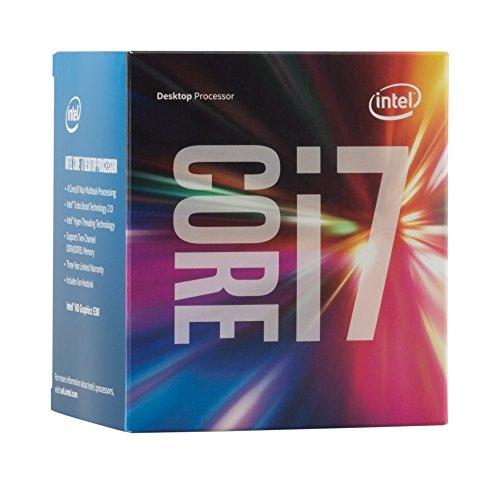 Intel Boxed Core I7-6700 FC-LGA14C 3.40 GHz 8 M Processor Cache 4 LGA 1151 BX80662I76700 (Renewed)