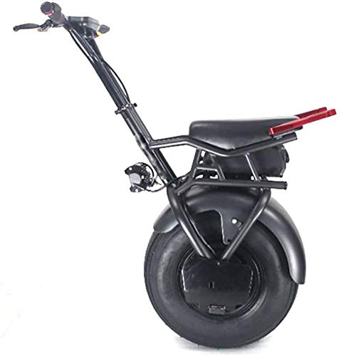 For Sale! LJHHH Electric Unicycle,Pedals Contoured Ergonomic Saddle Rounded Plastic,Balance Exercise...