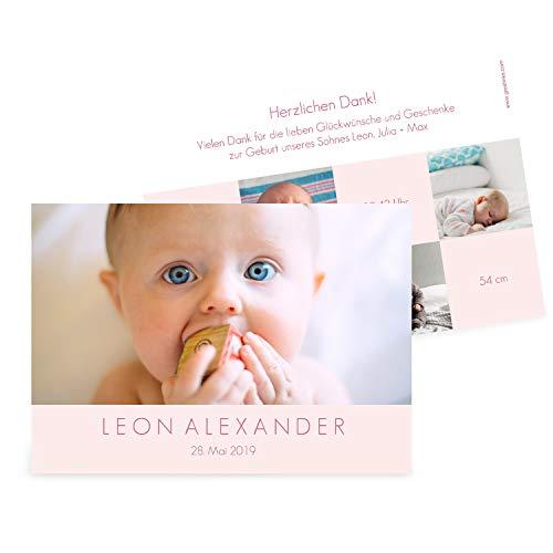 Hochwertige Geburtskarten