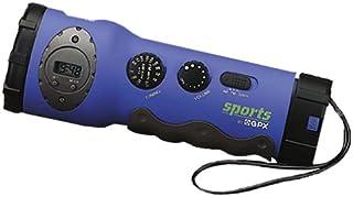 GPX Y0060RS Rugged Sports AM/FM Flashlight Radio