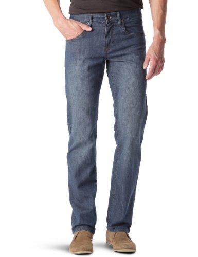 Rica Lewis - Jeans RL80 stretch coupe droite ajustée brossé